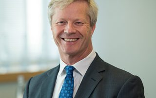 Chris Claydon - ECITB Chief Executive