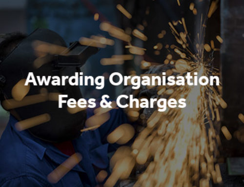 Awarding Organisation Fees & Charges