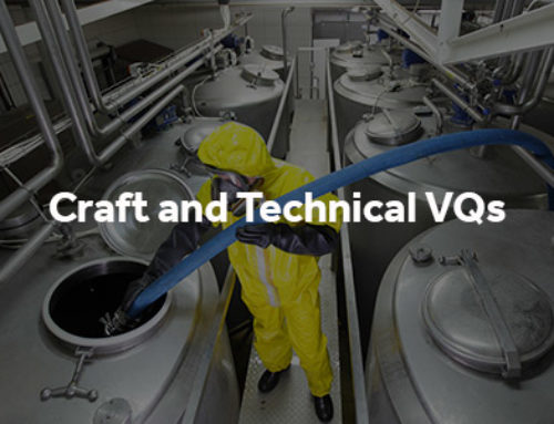 Craft and Technical VQs