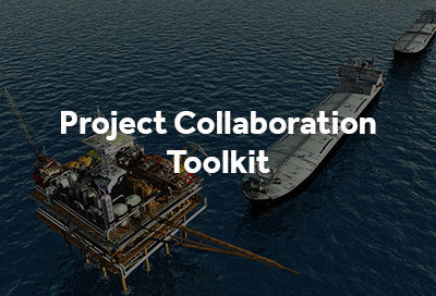 Project Collaboration Toolkit button