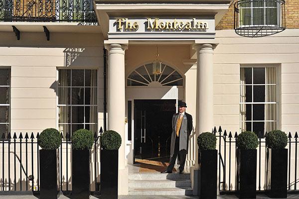The Montcalm hotel exterior