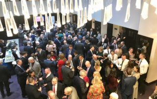The 2019 ECI Awards drinks reception at the Montcalm Marble arch hotel