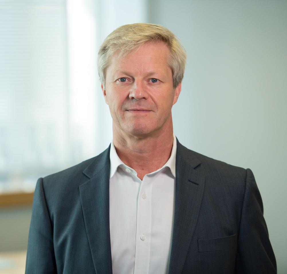 ECITB Chief Executive Chris Claydon