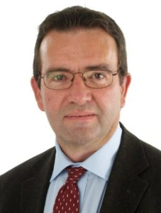 Paul Fox, Head of SHEQ and HR at ODE Group