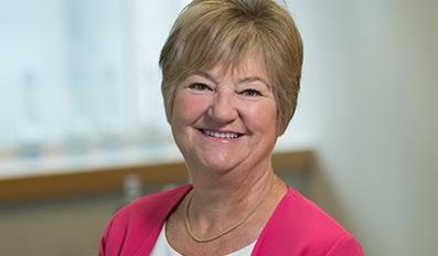 Lynda Armstrong, ECITB Chair