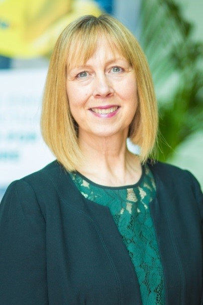 Formal portrait of Susan Smart, ECITB Head of Oil and Gas bows out after 14 years.